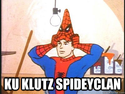 ku klutz spideyclan -  ku klutz spideyclan  Misc