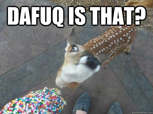 DAFUQ IS THAT?