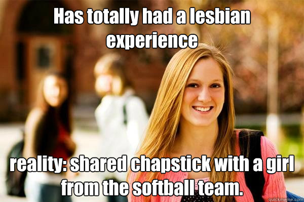 College Lesbian Reality