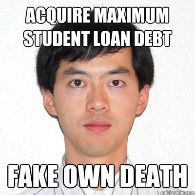 a1cd70107ef9c30e26b85d12fa9980fb6c5024d17c77b40e7fa269a9ea5404a0 experienced grad student memes quickmeme