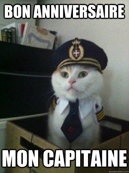 a1f3c2a8e967bd664e476cad529a12a70cd40ca83fcf3c1bdda874471764d3ef bon anniversaire mon capitaine captain kitteh quickmeme