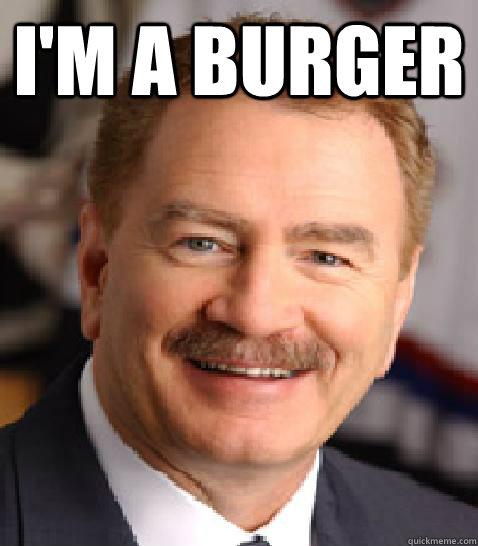 I'm a burger  - I'm a burger   Misc