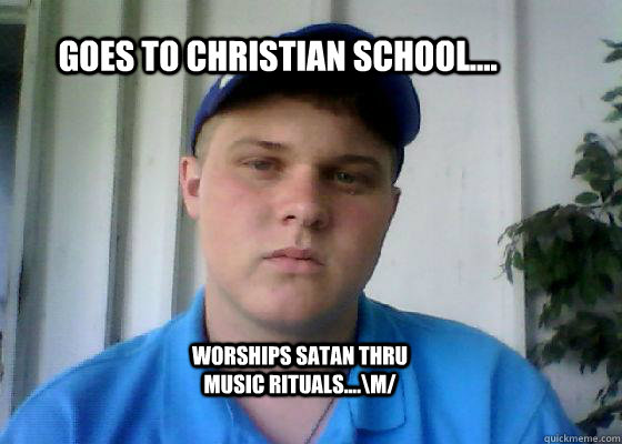 Christian and satanist dating