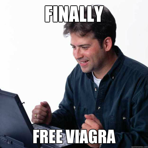 Finally Free viagra