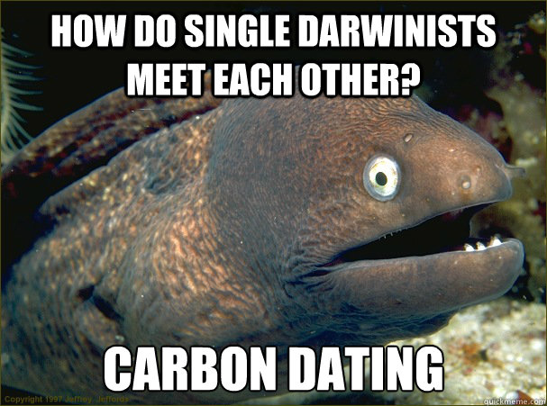 carbon dating meme