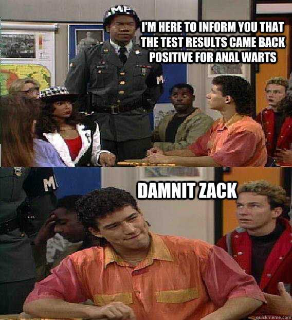 Saved By The Bell Meme