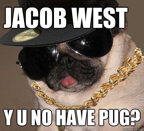 jacob west y u no have pug?
