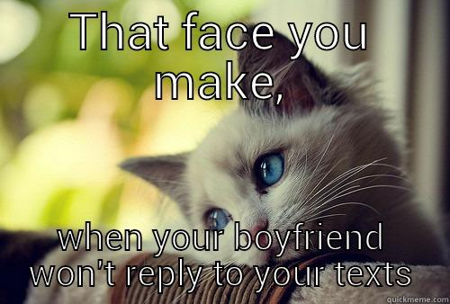 Funny Memes For Your Boyfriend : First world problems cat memes quickmeme