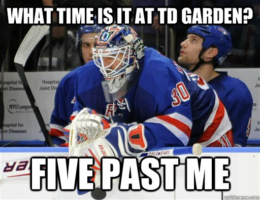 what time is it at td garden? five past me - what time is it at td garden? five past me  Misc