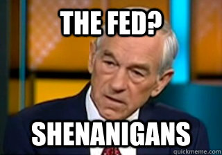 The FED? Shenanigans