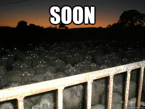 Soon  - Soon   sheep of death