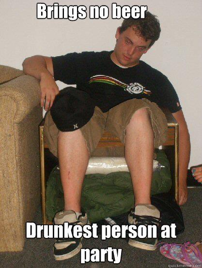 Drunk Asshole