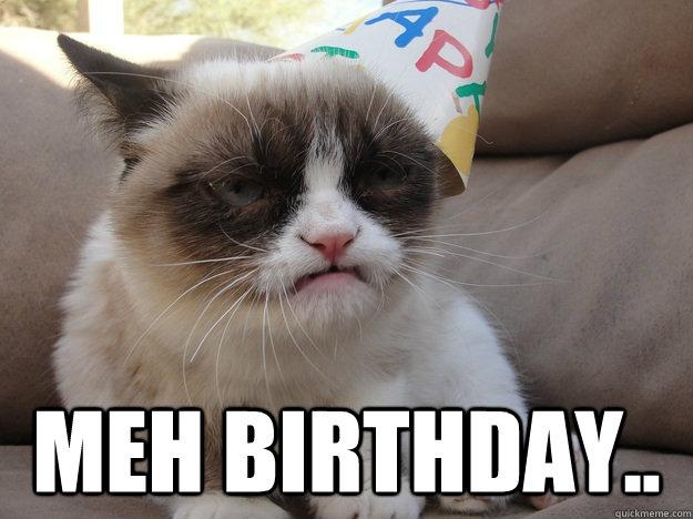 mEh Birthday..