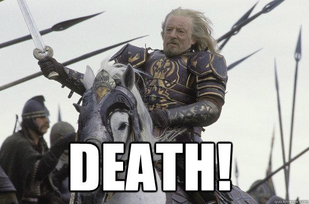 DEATH!