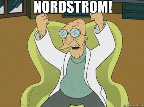 nordstrom!