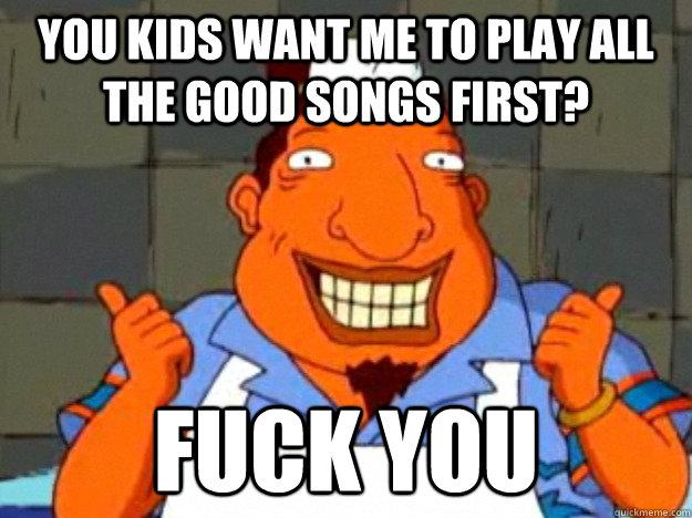 good fuck you song