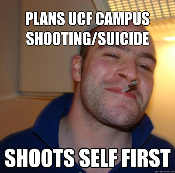 PLANS UCF CAMPUS SHOOTING/SUICIDE SHOOTS SELF FIRST - PLANS UCF CAMPUS SHOOTING/SUICIDE SHOOTS SELF FIRST  Misc