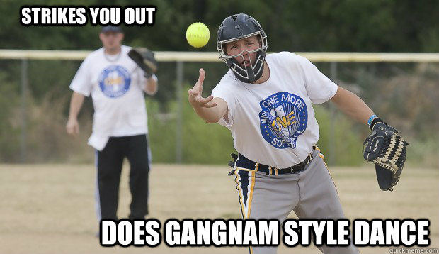 Slow Pitch Softball Pitcher Memes Quickmeme