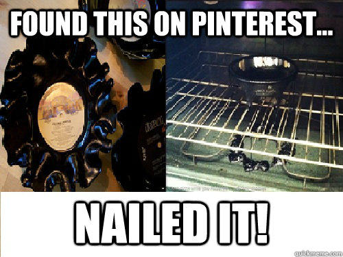 found this on pinterest... nailed It!  Nailed It