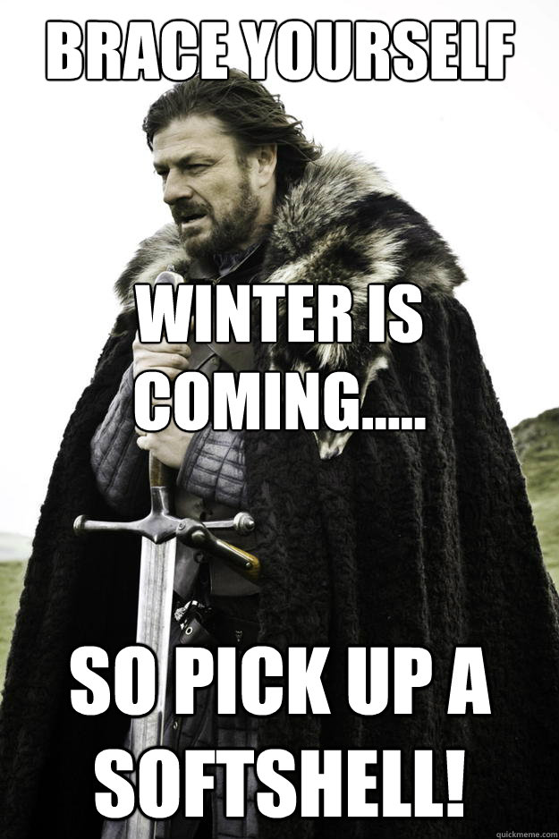 brace yourself winter is coming MEMEs
