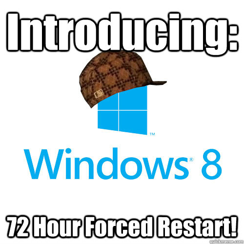 Introducing: 72 Hour Forced Restart!