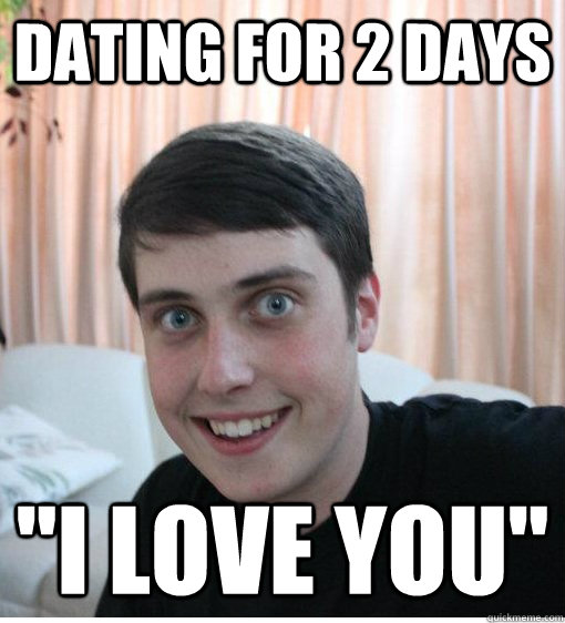 dating for 2 days