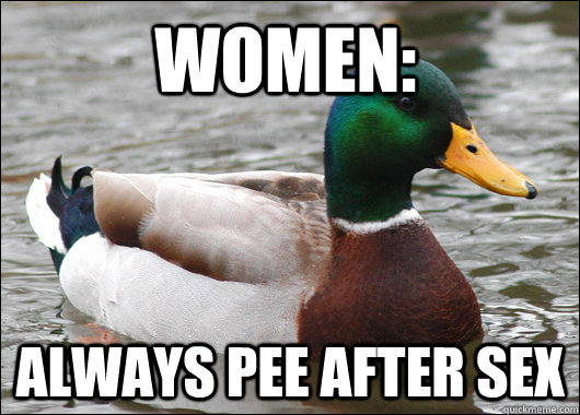 Funny advice for women