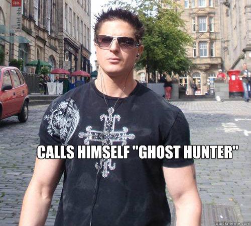 Calls himself