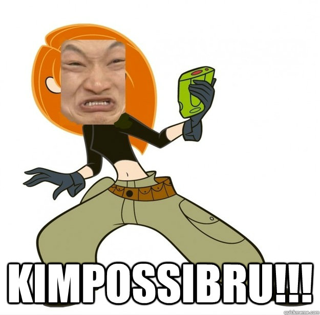 KIMPOSSIBRU!!! -  KIMPOSSIBRU!!!  Misc