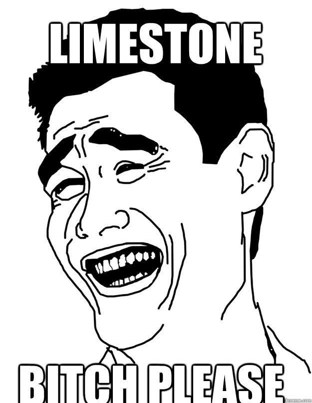 bitch please limestone