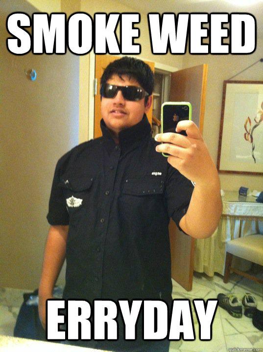 Smoke Weed ERRYDAY  Waka Flocka Shotta Bacchus