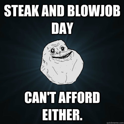 Steal and blowjob day