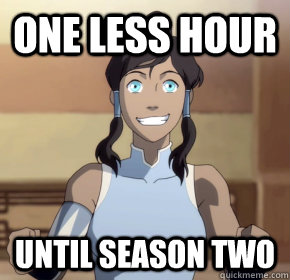 one less hour until season two - one less hour until season two  Misc