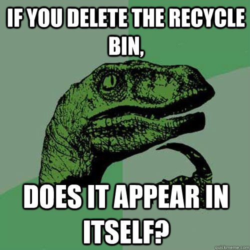 how to permanently delete instead of recycle