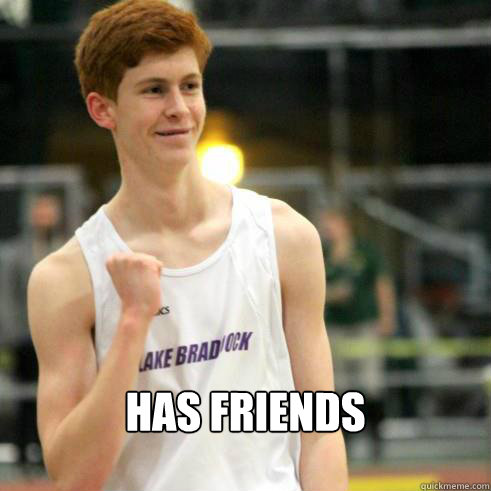 Has friends - Has friends  Success Ginger