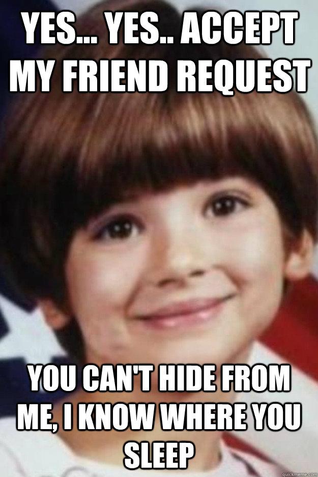 hide my friend: