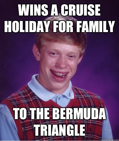 Wins A Cruise Holiday For Family To The Bermuda Triangle