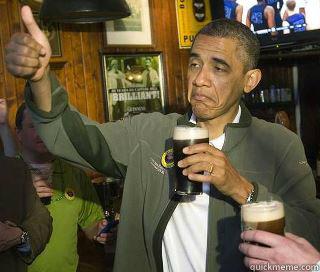 -    Obama cool