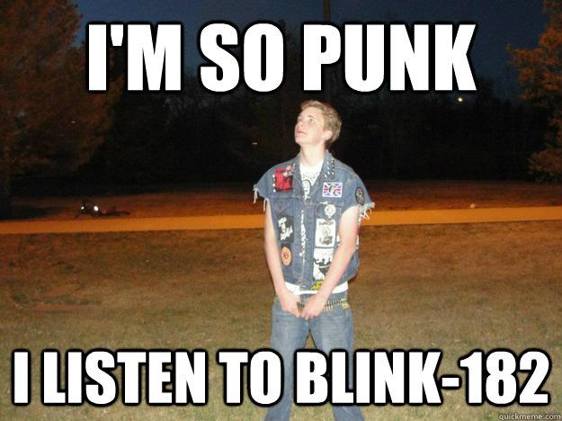 I M Gay Blink 100