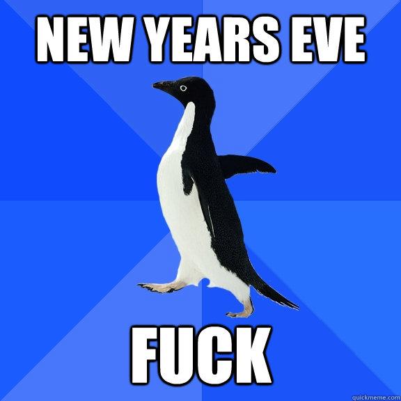 Years eve new Fuck