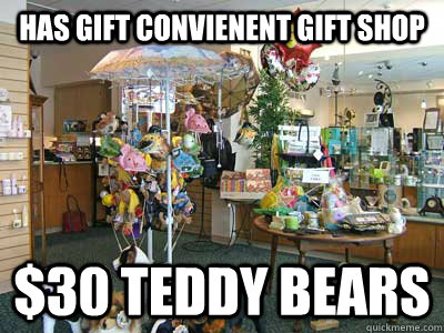 Has gift convienent gift shop $30 Teddy Bears - Has gift convienent gift shop $30 Teddy Bears  Misc