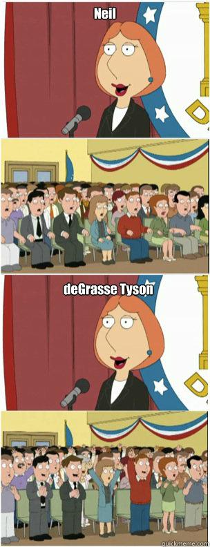 Neil deGrasse Tyson - Neil deGrasse Tyson  911 lois