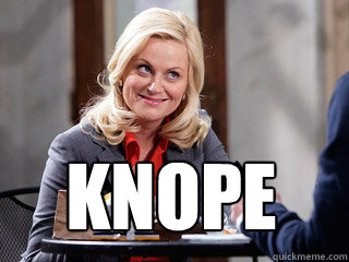 knope  Parks and rec