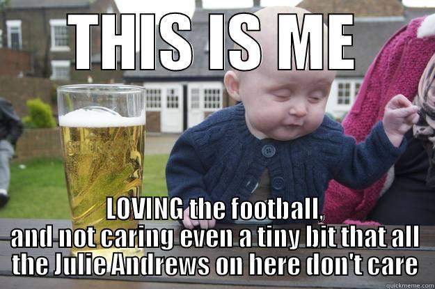 Loving The Football Quickmeme