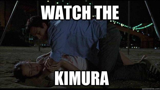 Watch the  Kimura - Watch the  Kimura  13 going on 30 jiu-jitsu lessons