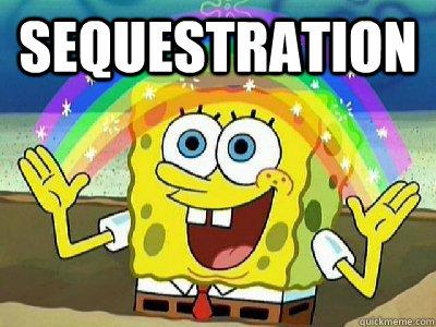 sequestration   Imagination SpongeBob
