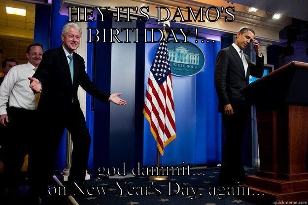 Bill's birthday wishes - quickmeme