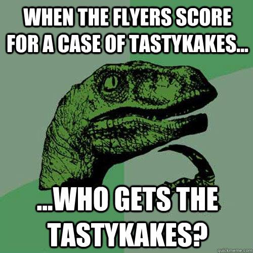case of tastykakes