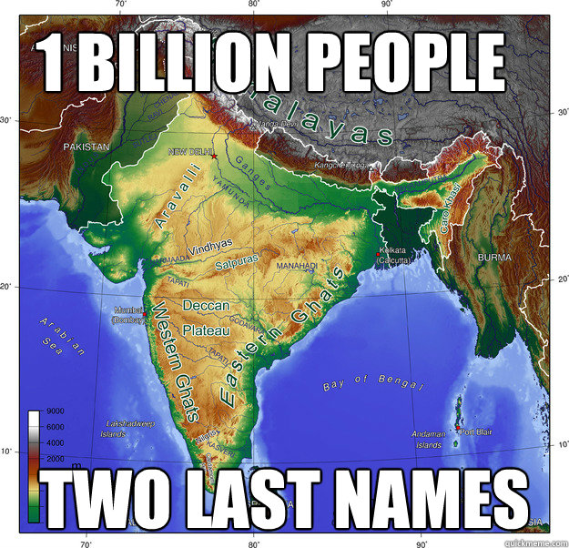 1 Billion People Two LAst names - 1 Billion People Two LAst names  Misc