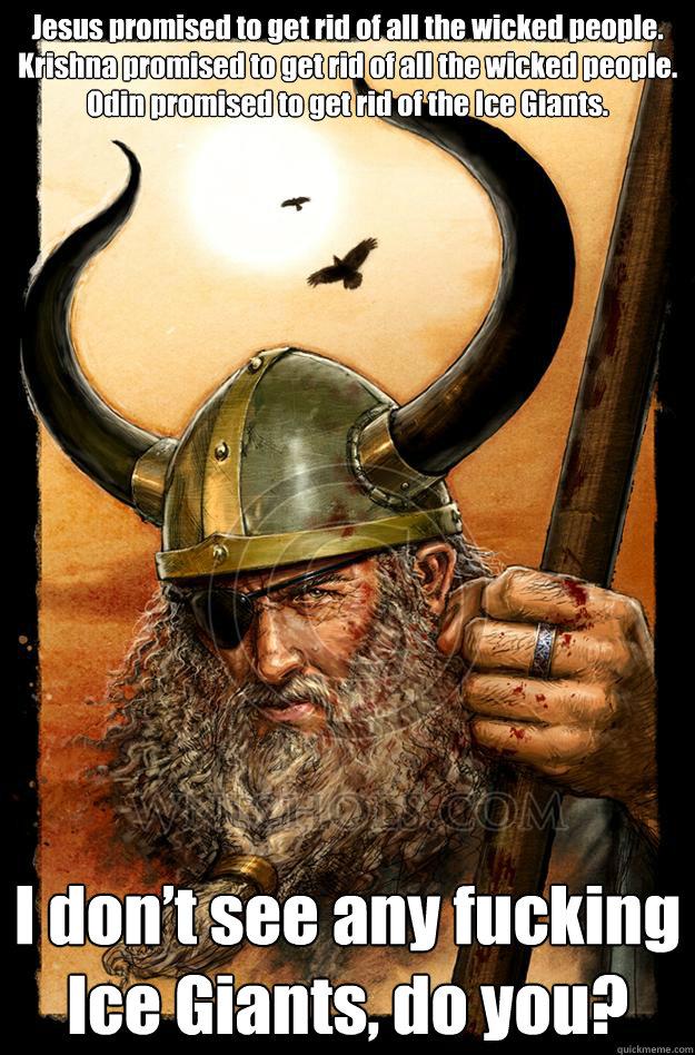 Odin Memes Quickmeme
